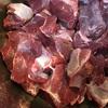 イノシシ肉でグレ
