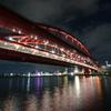 Z 50で神戸大橋の夜景を撮影する