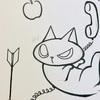 ペンと鉛筆とネコ @GWモード