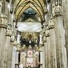 ミラノの大聖堂(ドゥオモ)内観はツアーが断然おすすめ(事前予約なしは長蛇の列を覚悟!)