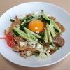 盛岡焼き冷麺② 昨日放送『秘密のケンミンSHOW』で盛岡冷麺が取り上げられた記念。