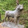飼い主を雪崩から救った 忠犬タマ公の碑の由来(横須賀市)