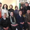 大煕禅師の作品展に、ゲスト参加しました