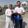 """サウジアラビアでサッカー日本代表を応援! 〜Twitter企画""""#日本対サウジ裏実況""""も発表〜"""