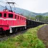 秩父鉄道のピンクデキ504号を撮影して来ました