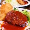 広尾【レストラン コニシ】著名人も愛した老舗洋食店のふわふわハンバーグランチ