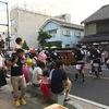 流石に祇園祭はにぎやか、缶ビールが人気。かき氷はほどほど。