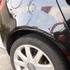 アウディ(クォーターパネル)キズの修理料金比較と写真