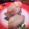 カミオの「廻転寿し 義」で寿司いろいろ