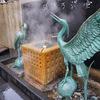和倉温泉で温泉たまご作り - 氷見にブリを食べに行こう!(3)