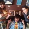 デコさんに喫茶店チャオで似顔絵を描いてもらった!