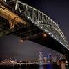 【シドニー⑦】シドニー 大学見学と夜景が綺麗なハーバー&遊園地を満喫【正月女一人旅】