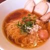 鶏出汁スープのい~ぃ香り♫細めのストレート麺との相性ばっちり。大阪石橋阪大前「濃厚鶏白湯ラーメン 中野屋」