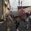2019年7月28日 名張川納涼花火大会に行ってきた。