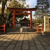 京都【城南宮】の鳥居は東と西に2つある?しかも字がちがう!