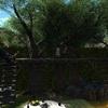 『FF14』いつのまにかFCハウスのお庭に秘密基地ができていた件