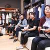 boozill小澤ファッションの午後のお茶