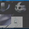 Blenderで動物もどきをモデリングしてみる