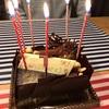 誕生日を迎えました