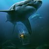 サメのいる海に檻に入って潜るレジャーはいろいろ危険でしょ、ヨハンズ・ロバーツ監督の『47 METERS DOWN』。