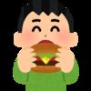 食べやすいハンバーガー(こんなのがあったらいいな)を考えてみた。