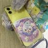 iPhone11ケースに挟むだけ!ダッフィー&フレンズのサニーファングッズ:メモ帳を使ってiPhoneケースを好みにアレンジ♪