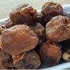高野豆腐肉詰め/カボチャのサラダ/りんご酵母