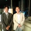 広島共立病院院長村田先生と岡野さんが東京本社来社