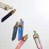 ポイント水晶の卸販売が大ヒット!ダブルポイントなどハンドメイド商品を安く販売しています。