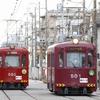 お正月の阪堺電車を撮ろう!(後編)