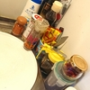 台所に置いている調味料一覧