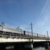 貨物列車撮影 8/7 EF66 27充当カンガルーライナーを撮る!!