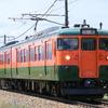 115系S25編成 特別快速軽井沢リゾート1号