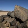 「先史時代の岩絵の世界」その4