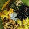東インド・ベンガルのターラ弁当