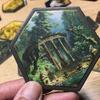 【ボードゲーム】「The Island of El Dorado」ファーストレビュー:大人の香りがするEl Dorado(エルドラド)が届きましたっ!今宵、魅惑のコンポーネントに翻弄されまくるよ。