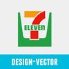 セブンイレブンのロゴマークや店舗のイラスト素材・商用無料(PNG)