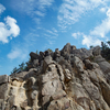 2回目の登山は三重県の御在所岳へ。少し装備も変わりました。