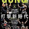 ゴング格闘技の最新号が発売。ファブリシオ・ヴェウドゥムvマーク・ハントなどを特集