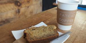 東逗子のカフェFATCAT COFFEEはコーヒーとスイーツで一息できる憩いの場所