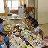 やまびこ:1年生の給食