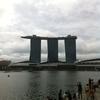 2011年シンガポール旅行② シンガポール マリーナベイサンズ