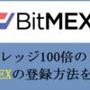 【一番わかりやすい】ビットメックス(BitMEX)の登録方法・入金方法・評判