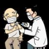 両親もワクチン接種しました。