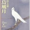 松柏美術館「上村淳之展 ~花鳥風月~」(奈良市)
