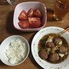 夏休みのお昼ご飯