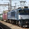 貨物列車撮影 3/25 ダイヤ改正後初の撮影