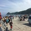 東京から最短45分でいける離島 神津島 に9時間かけて行ってきた (1)