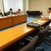 要望を聴く会2日目。6団体から伺いました。福商連女性部も所得税法56条改正を要望