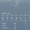 冬のトロント!寒さ対策!